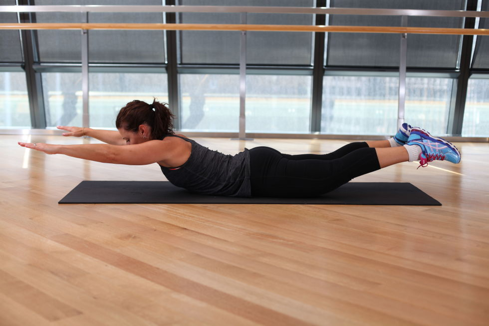 How to do a Perfect Plank - How to Hold Your Plank Pose Longer