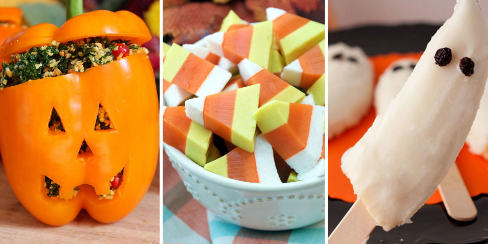 healthy halloween snacks - Halloween Healthy Food