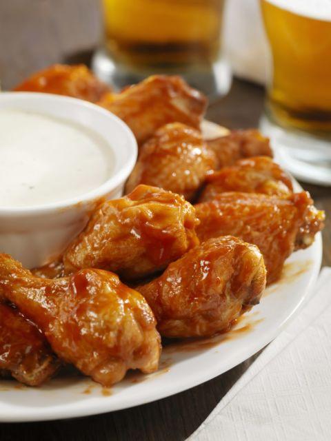 Whole Foods Buffalo Wings Nutrition