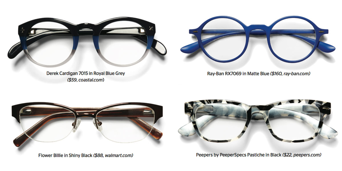 The Best Eyeglass Frames for Your Face Shape - Frame ...