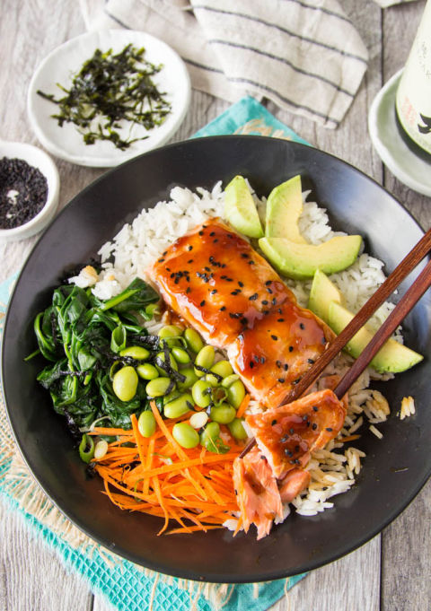 Healthy japanese dishes japanese dinners that are easy to make healthy japanese food forumfinder Choice Image