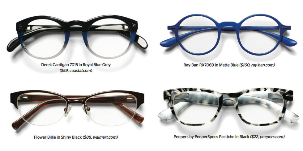 The Best Eyeglass Frames for Your Face Shape - Frame Finder for ...