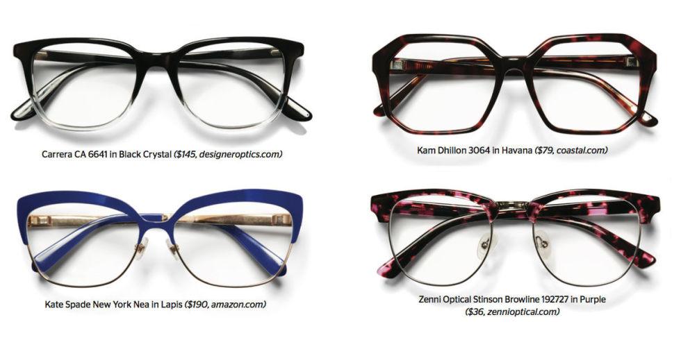The Best Eyeglass Frames for Your Face Shape - Frame Finder for ...