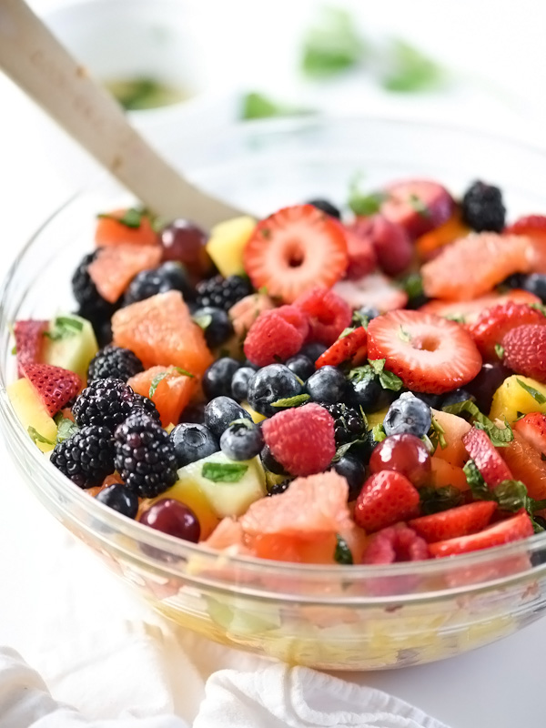 healthy dessert ideas with fruit recipe for fruit salad