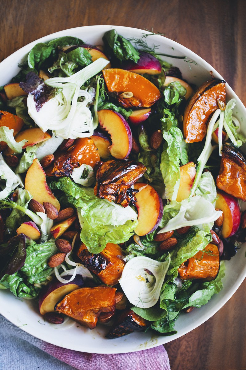 8 Warm Salads To Devour When The Temperature Drops Warm