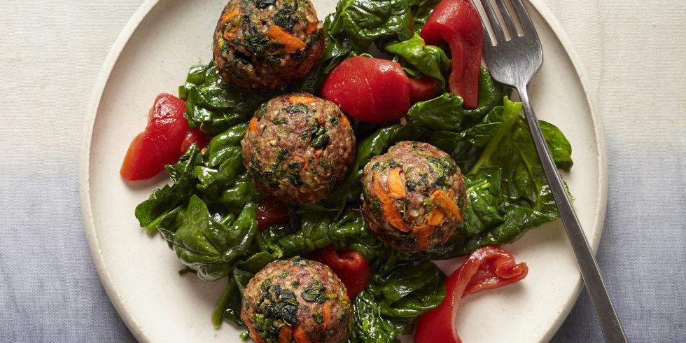 recipe: dr oz quinoa meatballs [16]