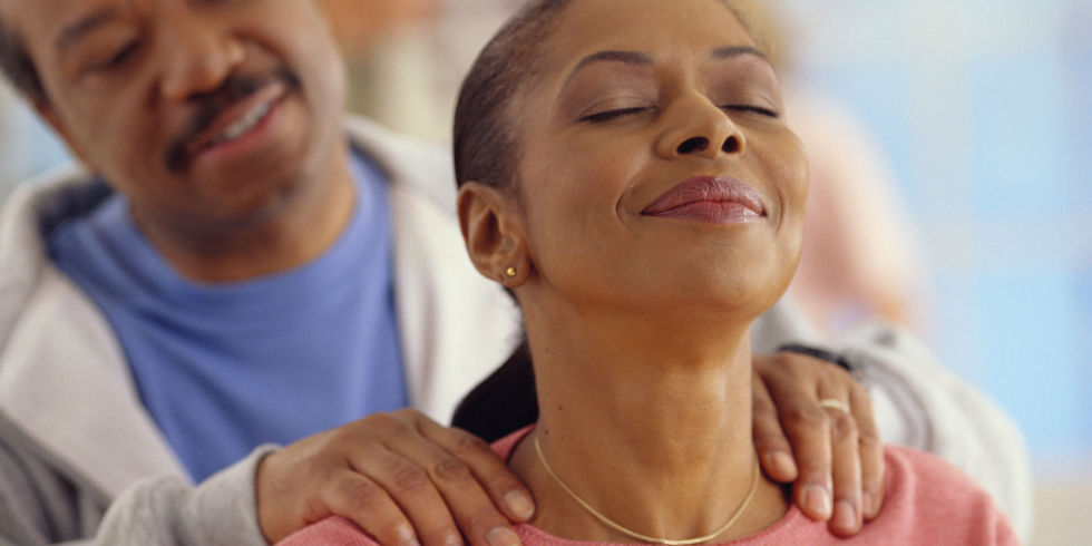 Massaging Your Partner Could Improve Your Relationship and Moods ...